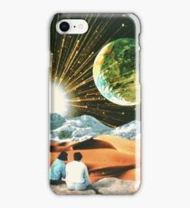 Another Earth iPhone Case/Skin