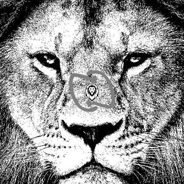 Lion by DahnDahlas