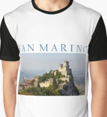 SAN REMO - CITY 1 Graphic T-Shirt