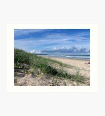 SEVEN MILE BEACH ~ Lennox Head Art Print