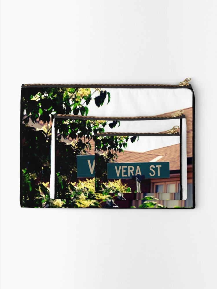 Alternate view of Vera  Zipper Pouch