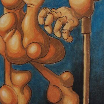 abstract figure by crowleyronan123