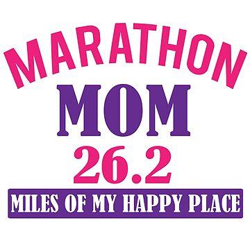 Marathon Mom 26.2 by tarek25
