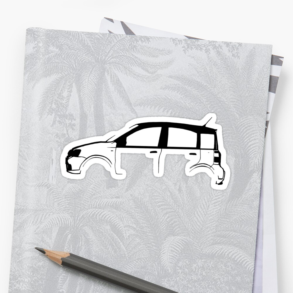 Silhouette Panda  by The Official  Clarkson, Hammond & May Store