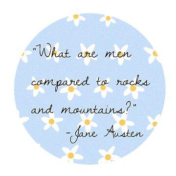 Jane austen quote by azaleas