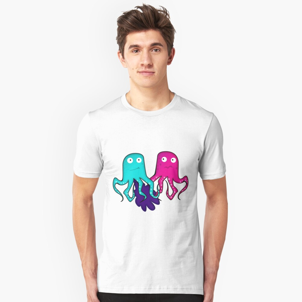 Ink on a Date Unisex T-Shirt Front