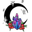 Mondkristall von Ash Tomb