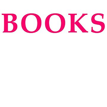 I Live For Books by design2try