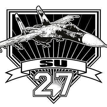 SU-27 by CoolCarVideos