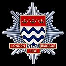 London Fire Brigade by Stephen Kane