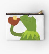 Kermit Sippin Tee Täschchen