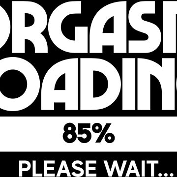 Orgasm Loading by emphatic