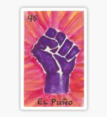 El Puno Sticker
