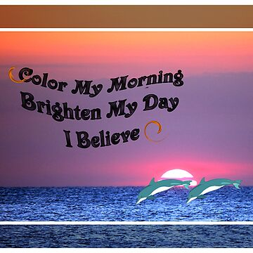 Color My Morning by swblazer