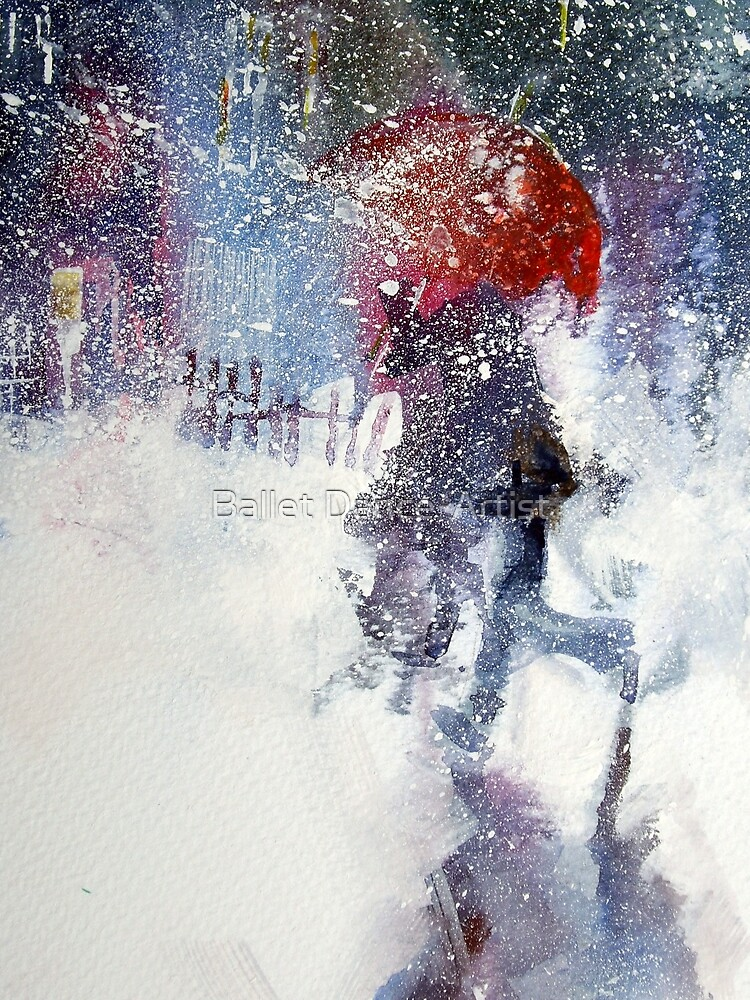 Snow Storm - Winter Art Gallery by ballet-dance