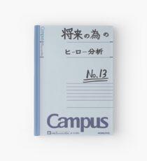 Boku no Hero Academia Izukus Notizbuch von All Might signiert Notizbuch
