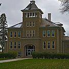 Teton County Court House by Bryan D. Spellman