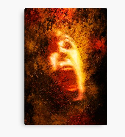 Too Bad About The Fire Canvas Print