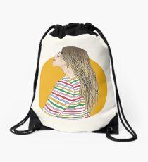 Lauren German Drawstring Bag