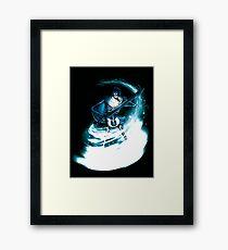 Skeleton Sorceror Framed Print