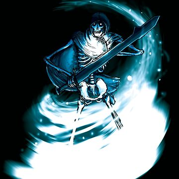 Skeleton Sorceror by marvellyous