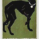 Frankfurt am Main Dog Show, 1912 by edsimoneit