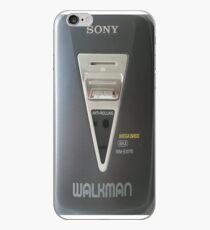 Walkman - Musik iPhone Abdeckung iPhone-Hülle & Cover
