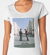 Ich wünschte, du wärst hier Frauen Premium T-Shirts