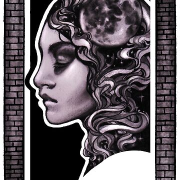 The Moon Tarot  by Moemie