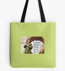 The Marvelous Mrs. Maisel - Women Step In Tote Bag