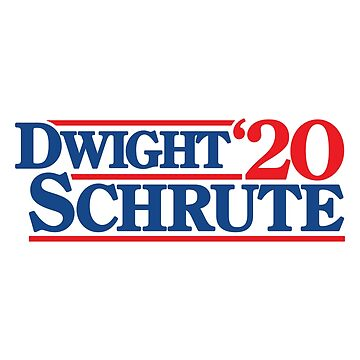 Dwight Schrute 2020 by huckblade