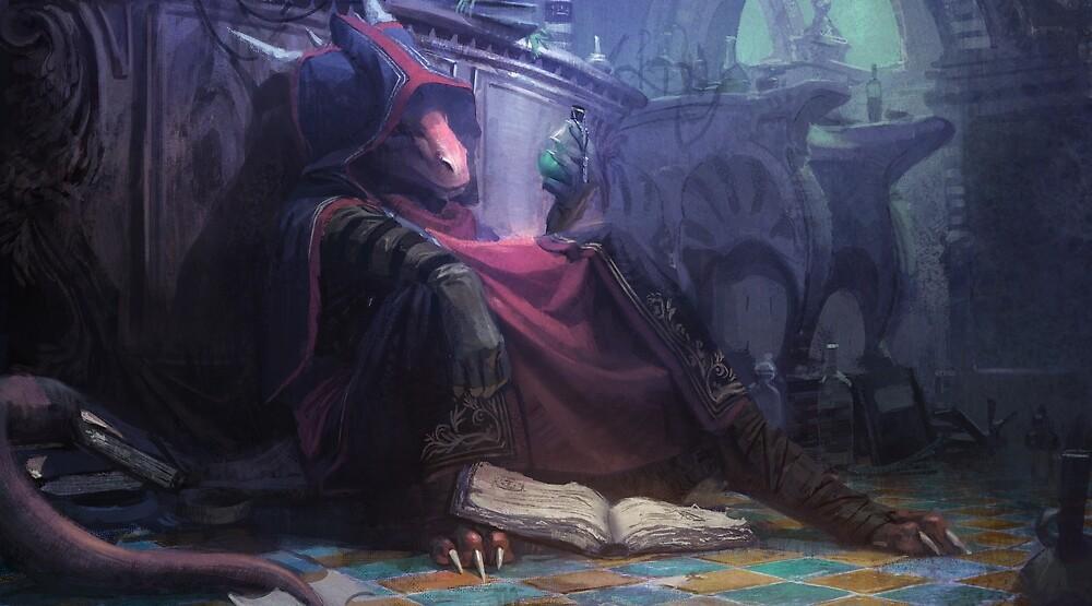 Alchemist by Nomax