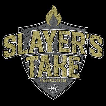 Slayer's Take by huckblade