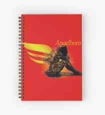 JK Allen Angelborn Spiral Notebook