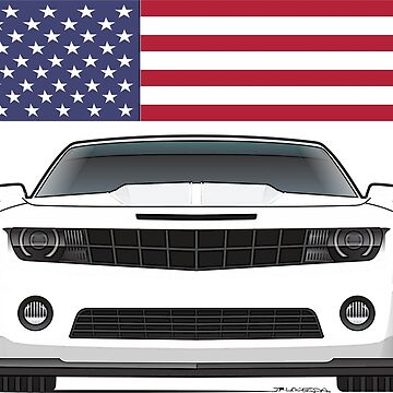 10-13 FLAG WHITE STRIPE  by JRLacerda