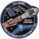 ULA & Boening Starliner Logo by MGR Productions