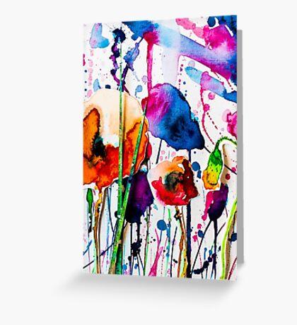 BAANTAL / Pollinate / Evolution #10 Greeting Card