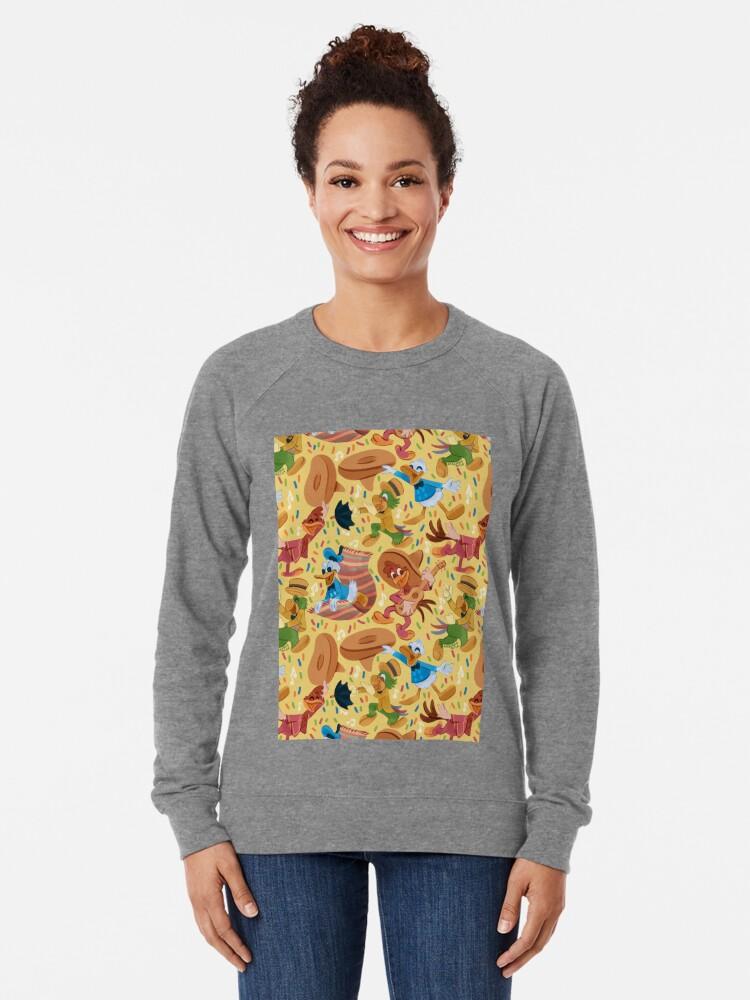 Alternative Ansicht von Drei glückliche Chappies! Leichter Pullover