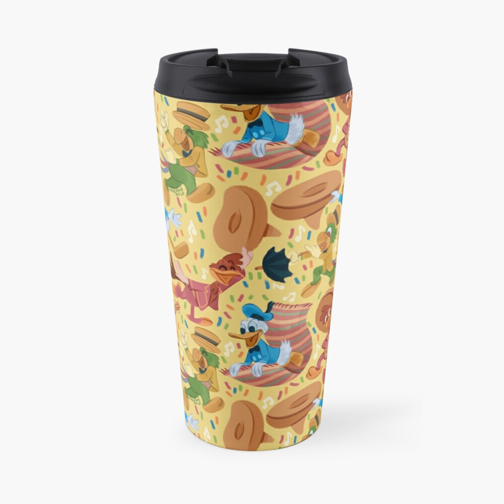 Three Happy Chappies! Travel Mug