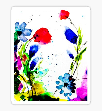 BAANTAL / Pollinate / Evolution #11 Glossy Sticker