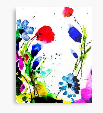 BAANTAL / Pollinate / Evolution #11 Metal Print