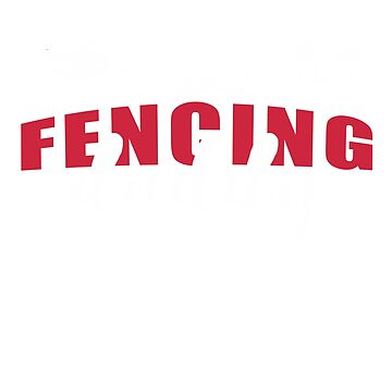Fencing Daddy T-Shirt & Gift Idea by larry01