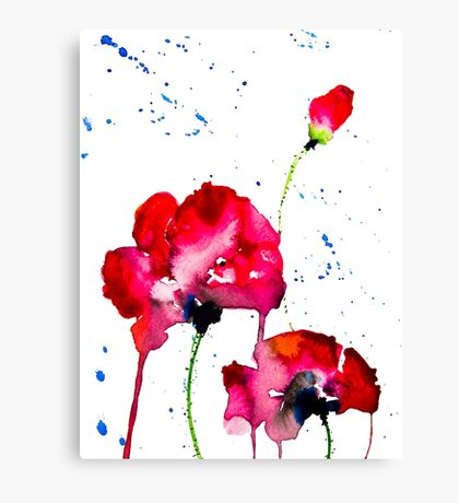 BAANTAL / Pollinate / Evolution #12 Canvas Print