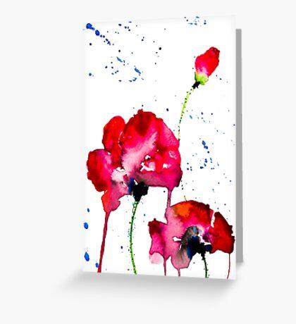 BAANTAL / Pollinate / Evolution #12 Greeting Card