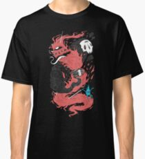 Death Of The Fire Demon Classic T-Shirt