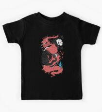 Death Of The Fire Demon Kids Clothes