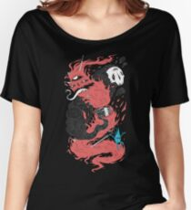 Death Of The Fire Demon Women's Relaxed Fit T-Shirt