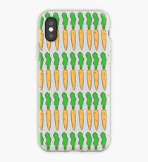 Healthy Carrot iPhone Case