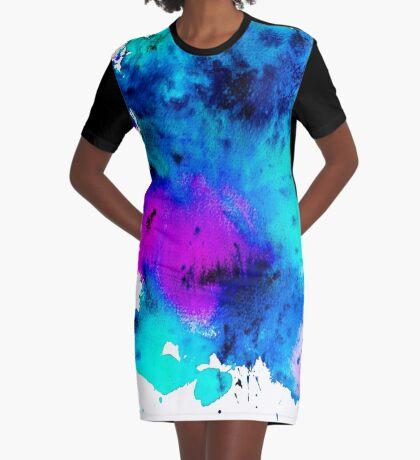 BAANTAL / Patch #4 Graphic T-Shirt Dress