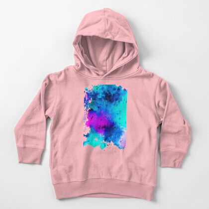 BAANTAL / Patch #4 Toddler Pullover Hoodie